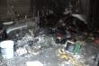 Cận cảnh hiện trường vụ cháy phòng trọ làm 3 người thiệt mạng tại TP. HCM