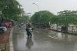 Ảnh hưởng không khí lạnh, miền Bắc có mưa rất to