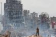 Bắt 16 người liên quan vụ nổ kinh hoàng ở thủ đô Lebanon