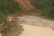 Quảng Nam lại xảy ra sạt lở núi, 1 người mất tích, 3 người bị thương