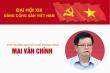Infographic: Sự nghiệp Phó Trưởng Ban Tổ chức Trung ương Mai Văn Chính