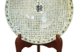 Đĩa gốm 1.000 chữ 'Long' viết bằng thư pháp của gốm Chu Đậu được vinh danh kỷ lục Guiness thế giới