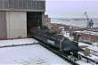 Cận cảnh màn hạ thủy tàu ngầm hạt nhân Leopard của Hạm đội Phương Bắc