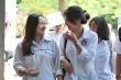 Đề Văn 'dễ thở', thí sinh Hà Nội rạng rỡ kết thúc môn thi đầu tiên