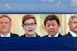 Ngoại trưởng Mỹ đến Nhật Bản họp 'Bộ Tứ kim cương' QUAD