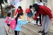 Các địa phương cho nghỉ học, Vĩnh Phúc vẫn cho học sinh đến trường