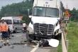 Xe container lấn làn gây tai nạn liên hoàn, 5 người thương vong
