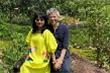 Thanh Lam hạnh phúc chia sẻ ảnh chụp cùng bạn trai