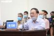 Sức khoẻ yếu, cựu Thứ trưởng Nguyễn Văn Hiến ngồi khai báo tại toà