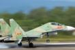 'Hổ mang chúa' Su-30MK2 tập luyện nhào lộn trên bầu trời Biên Hoà
