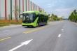 Xôn xao hình ảnh xe buýt điện VinFast trên đường phố