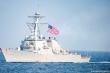 Mỹ ủng hộ tàu chiến Đức hiện diện ở Biển Đông