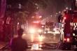 Ảnh: Hiện trường vụ cháy cửa hàng bán đồ sơ sinh khiến 4 người chết ở Hà Nội