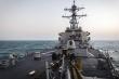 Tàu chiến Mỹ xuất hiện ở Biển Đông, Trung Quốc lớn tiếng cảnh báo