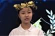 Nữ sinh áp đảo 3 bạn chơi, lập kỷ lục điểm số tại Olympia
