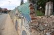 Ảnh: Gần 600m con đường gốm sứ đạt Kỷ lục Guinness Thế giới bị phá bỏ