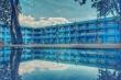 Ngôi trường màu xanh ở Bình Dương đẹp như trong truyện tranh Nhật Bản
