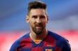 Messi vẫn chưa đến sân tập Barca