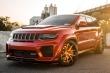 Chi tiết xe Jeep độ, mạnh gần gấp đôi Lamborghini Urus