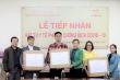 Quỹ Thiện Tâm (Vingroup) trao tặng 140.000 chiếc khẩu trang cho 7 tỉnh biên giới