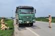 'Chim mồi' theo dõi khiến công an Bắc Ninh khó xử lý xe quá tải, quá khổ
