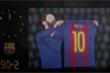 Xúc động đoạn video tóm tắt hành trình 21 năm chơi bóng của Messi tại Barca