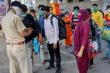 Số ca mắc COVID-19 ở Ấn Độ vượt mốc 1 triệu