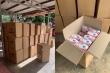 Tạm giữ 2.500 hộp khẩu trang y tế không rõ nguồn gốc suýt tuồn ra thị trường
