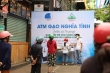 Ảnh: Cây 'ATM gạo' miễn phí cho người nghèo đầu tiên ở Tây Nguyên
