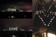 Những ánh đèn thắp sáng tinh thần Việt Nam giữa mùa dịch Covid-19