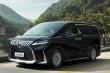 Lexus LM350 trình làng, giá cao nhất hơn 8 tỷ đồng