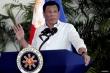 Ông Duterte cam kết giải quyết xung đột ngoại giao Trung Quốc - Philippines