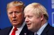 Khỏi COVID-19, Thủ tướng Anh lần đầu điện đàm với Tổng thống Donald Trump