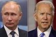 Ông Biden hy vọng gặp TT Putin vào tháng 6