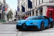 Ngắm Bugatti Chiron Pur Sport hàng hiếm lần đầu tiên xuất hiện tại London