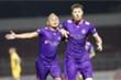 Video: Sài Gòn FC thắng đậm Nam Định, vững ngôi đầu V-League