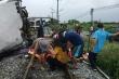 Thái Lan: Tàu hỏa tông xe buýt, ít nhất 17 người chết
