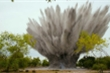 Hủy nổ quả bom MK82 nặng 230kg còn nguyên kíp nổ