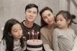 Lưu Hương Giang cùng 2 con gái mừng sinh nhật Hồ Hoài Anh sau ồn ào rạn nứt