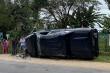 Va chạm với ô tô, hai thanh niên đi xe máy thiệt mạng
