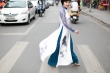 Nhà thiết kế Thanh Thúy với tình yêu tà áo dài truyền thống