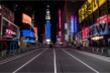Video: Quảng trường Thời đại, New York vắng lặng thời khắc đón năm mới 2021