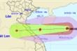Diễn biến mới nhất của bão số 8: Chỉ cách Hoàng Sa khoảng 140 km