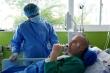 Phi công người Anh đang phục hồi chức năng toàn diện trước khi xuất viện
