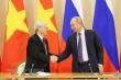 Tổng thống Putin cảm ơn Việt Nam hỗ trợ Nga trong cuộc chiến chống COVID-19