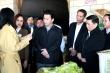 Ảnh: Hoạt động của Bí thư Hà Giang Đặng Quốc Khánh tại tỉnh Vân Nam, Trung Quốc