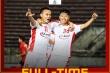 Đánh bại Laos FC, CLB TPHCM giữ ngôi đầu bảng AFC Cup