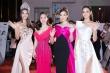 Dàn Hoa hậu, Á hậu rực rỡ trên thảm đỏ bán kết HHVN 2020