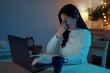 Ở nhà trông con mùa dịch, người mẹ phải tranh thủ dậy làm việc từ 4h