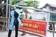 Thiếu quyết liệt dập dịch, 2 lãnh đạo huyện ở Hải Dương bị yêu cầu kiểm điểm